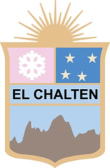Shield of El Chaltén