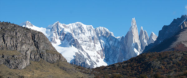 Adela range and Cerro Torre